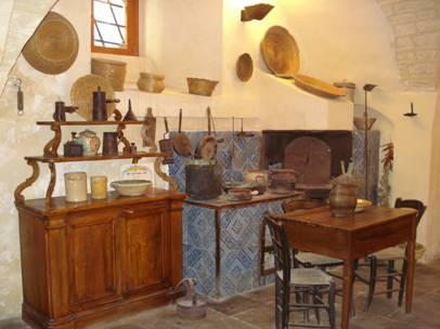 Cucina rustica - Cucina rustica in pietra ...